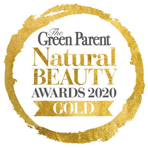 Green Parent Natural Beauty Award 2020 Gold