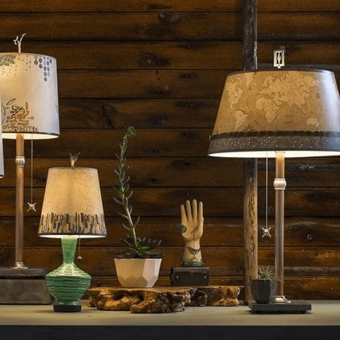 Table Lamps | FunkyTradition