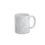 FunkyTradition White Marble Pattern Ceramic Coffee Mug