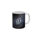 FunkyTradition Manchester United Football Black Ceramic Coffee Mug