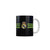 FunkyTradition FC Black Ceramic Coffee Mug