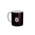 FunkyTradition Huddersfield Town Football Black Ceramic Coffee Mug