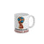 FunkyTradition Fifa World Cup Russia 2018 White Ceramic Coffee Mug, 350 ml