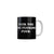 FunkyTradition Fuck Your Fucking Fuck Black Quotes Ceramic Coffee Mug, 350 ml