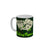 FunkyTradition Rolling Papers Black Funny Quotes Ceramic Coffee Mug, 350 ml