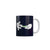 FunkyTradition Weed Black Funny Quotes Ceramic Coffee Mug, 350 ml