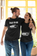 Mom Dad To Be Maternity Couple Half Sleeves T-Shirts -FunkyTradition