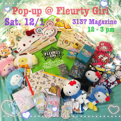 Fleurty Girl Pop-up