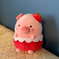 Strawberry Animal Friends Plush