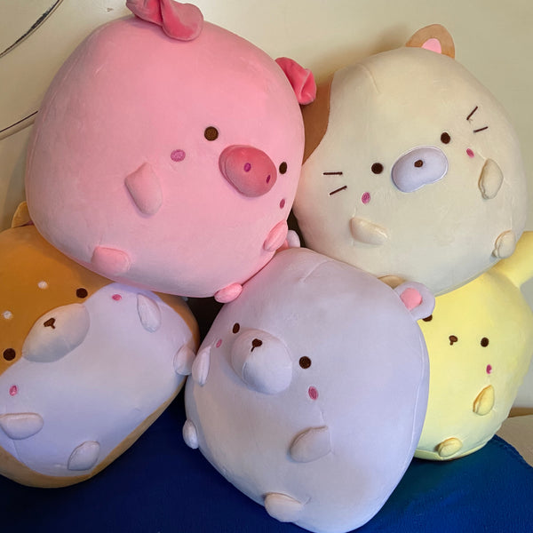 Animal Friends Plush