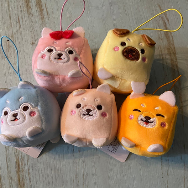 Marshmallow Pup Mini Plush