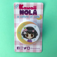 Kawaii NOLA Pop Socket