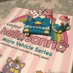 Hello Sanrio Micro Vehicle Blind Bag