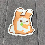 Bunn-yay Sticker