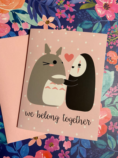 We Belong Together Card