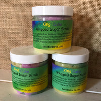 King Cake Sugar Scrub