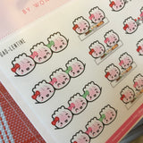 Galentine Girls Date Stickers