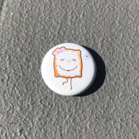 Mini Pin Badge