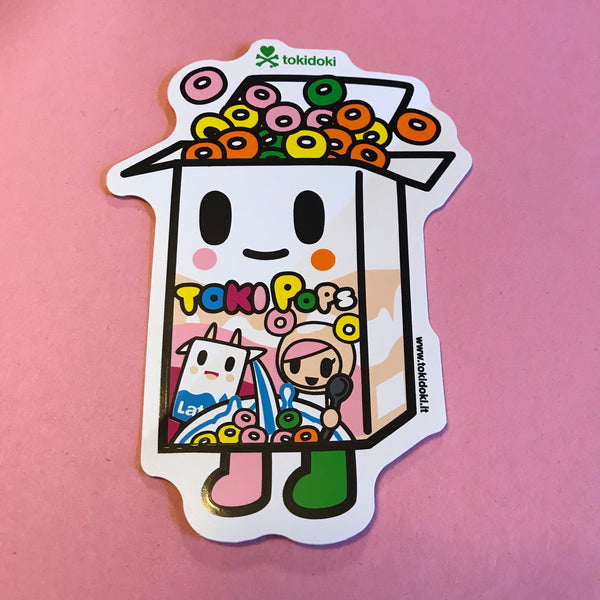 Tokipops Sticker