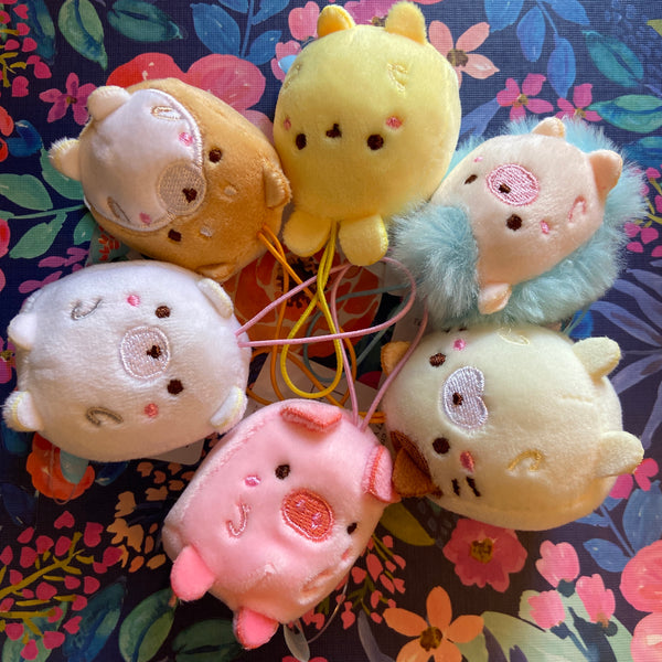 Animal Mini Plush