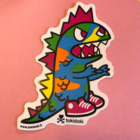 Kaiju Sticker