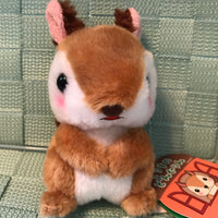 Baby Squirrel Plush