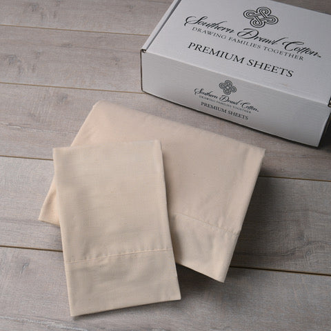 Southern Drawl Sheet Set (All Natural)