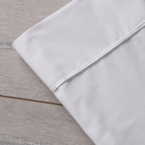 Southern Drawl Pillow Cases (2) (White Satin)