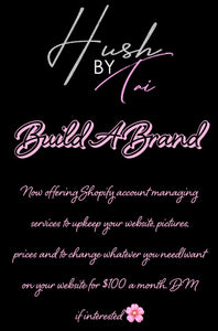 Build A Brand Account Managing