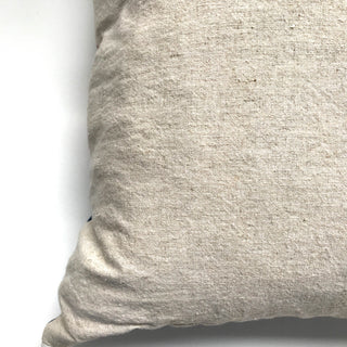 Block Printed Pillow