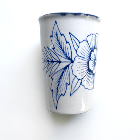 Hand Painted Ceramic Cup
