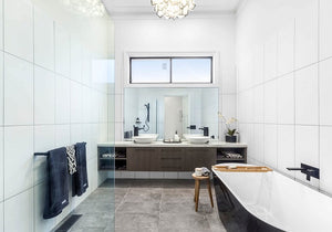 Layout Considerations for a Bathroom Reno