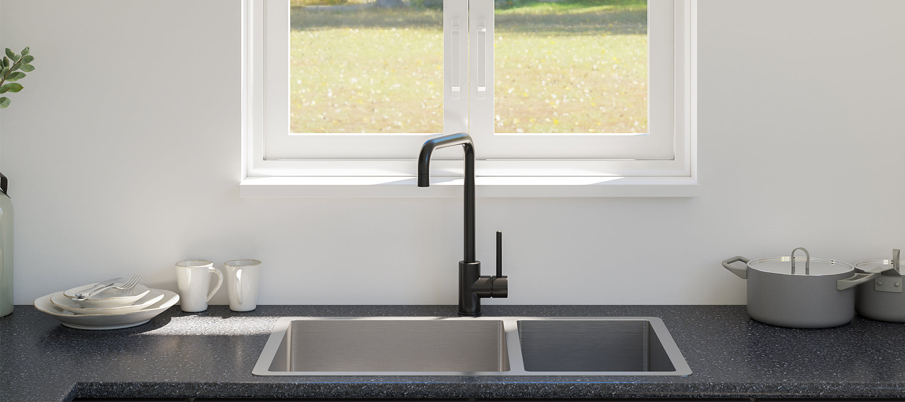 Undermount or Topmount Sinks - Which should you choose?