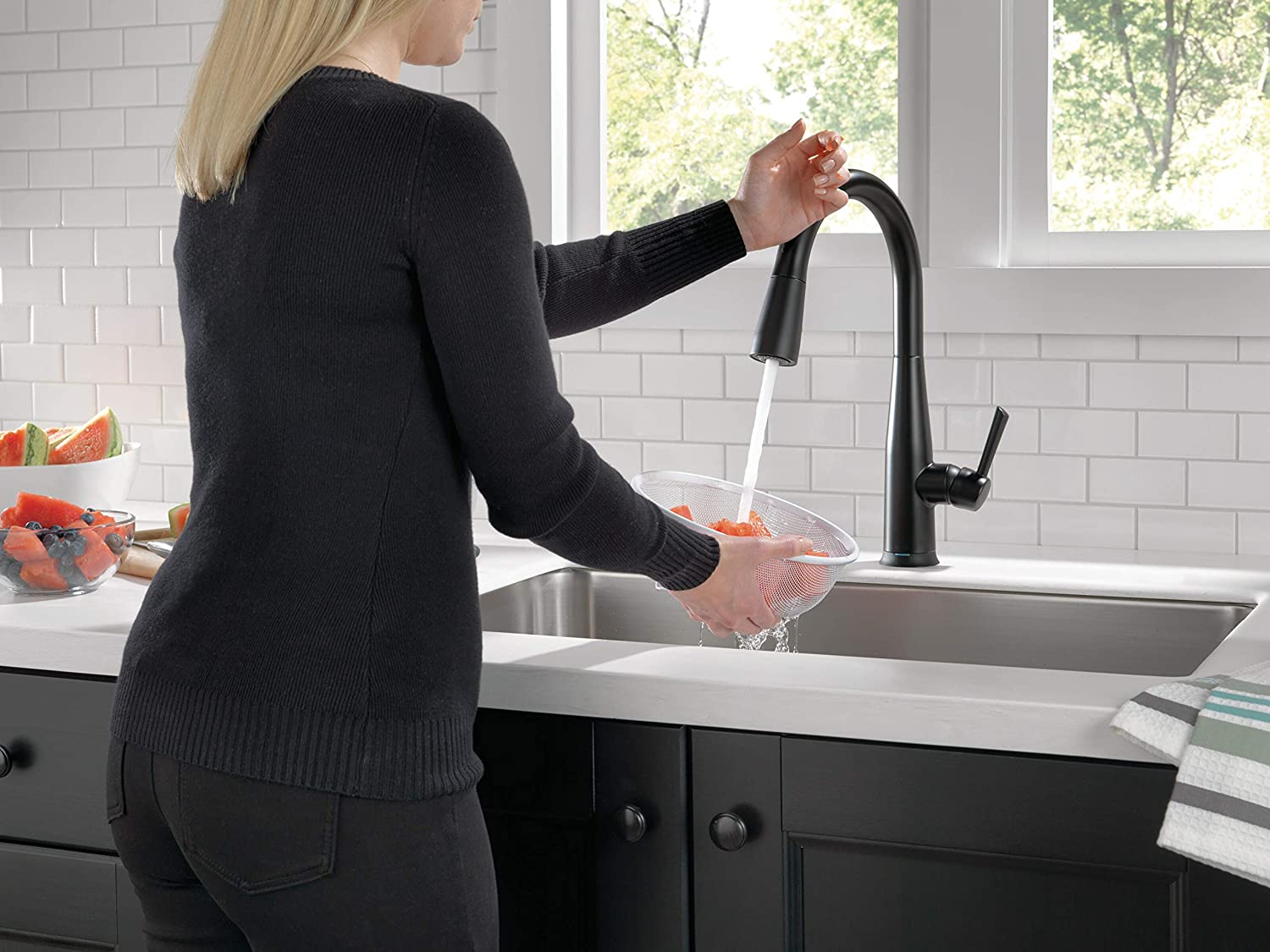 Best Touch Activated Smart Faucet by Delta