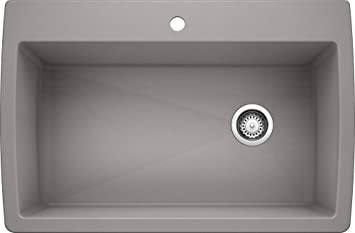 Composite kitchen sink material
