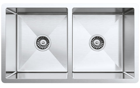 stainless steel kitchen sink material