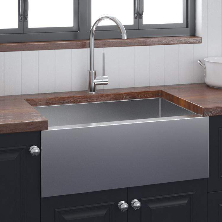 Best apron-front and farmhouse kitchen sinks