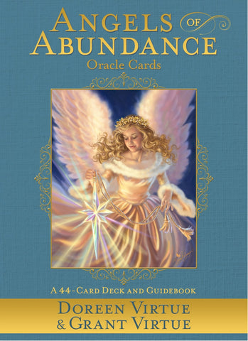 Angel Cards - Angels Abundance by Doreen Virtue & Grant Virtue