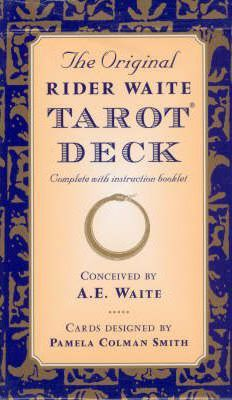 Tarot Card -  Original Rider Waite Tarot Deck