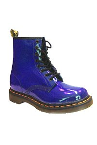 Dr. Martens - 8 eye - Royal blue patent