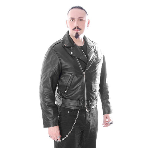 Jacket - Leather