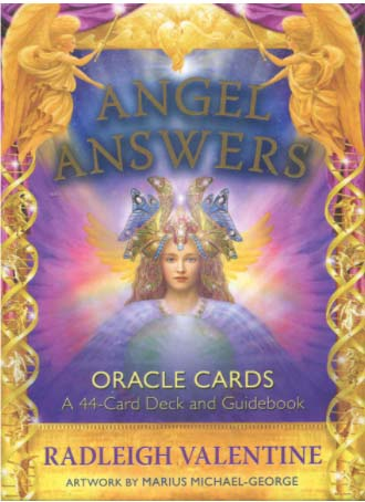 Angel Cards -  Angel Answers Oracle Cards