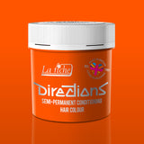 Directions La Riché Hair Dye - Semi Permanent - Fluorescent Orange  NEW NAME previous Mandarin