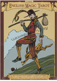 Tarot Card - and Book - English Magic Tarot Deck