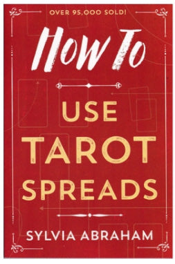 Tarot Card Book- How to use Tarot spreads