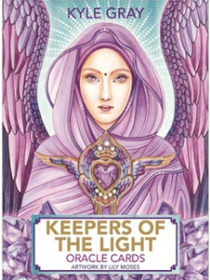 Angel Cards -  Keepers of the Light Oracle By Kyle Gray