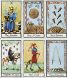 Tarot Cards - Old English