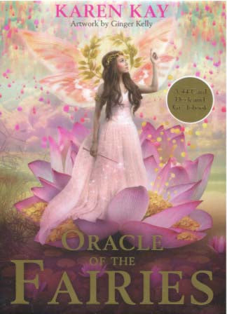 Oracle Cards -  Oracle Cards Of The Fairies