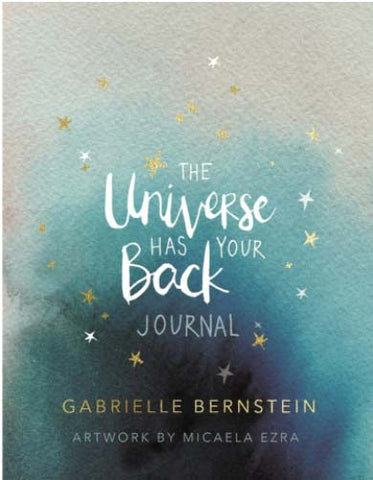 Book - The Universe Has Your Back Journal