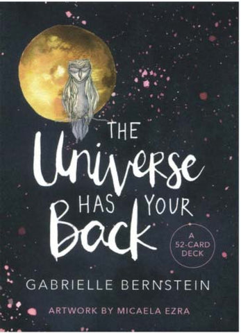 Oracle Cards - The Universe Has Your Back